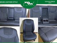Our car seat covers for TOYOTA PRIUS (ONE, TWO, THREE,