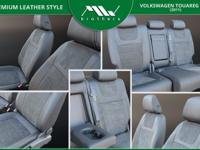Our car seat covers for VOLKSWAGEN TOUAREG II (X,