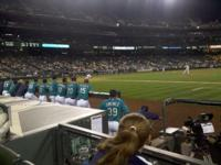 Seattle Mariners Row 2 CharterSeats ticket(seats that