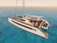 Just like all Seawinds in the range this new catamaran