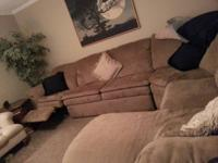 I have  a 5 piece micro-suede sectional with chaise and