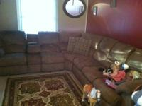 Sectional purchased from Ashley furniture for 2100$ not
