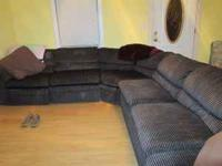 we are selling our section couch because we remodel our