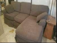 This Sectional is a family room must have. Great for