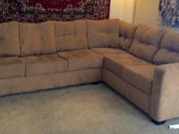 Large Sectional Sofa Couch With Chaise Lounge Fresno