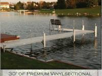 "I have a Feighner ""Double L"" Sectional Dock System in"