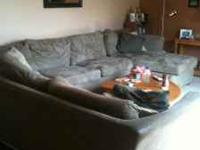Three piece sectional for sale please text or call...