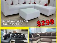 Selling a Sectional Sofa Set starting at $299. For more