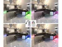 Type: Living Room Type: Sofas Sectional Sofa Prato -