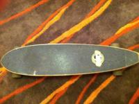 I have a sector 9 longboard. It has barely been used so