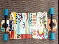 Sector 9 Paradiso 2013 with Updated Trucks and
