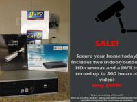 Protect your home and/or office today. This package