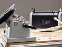 Festool Introduces their New Vacuum Clamping System.