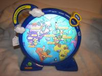 See & Say Kids Around The World 3D  Mode: Facts, Words,