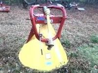 like new spreader $475 call  Location: Barnesville Ga