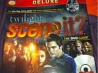New never opened Twilight Seen It games. Just in time