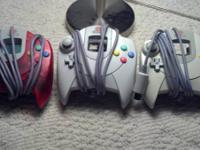 Up for sale is a Sega Dreamcast with a great deal of