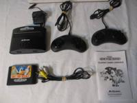 Mini Sega Genesis Console with 60 Built in Games The