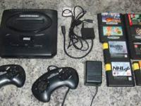 Up for sale is a Sega Genesis System,It comes with 2