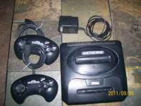 Selling a sega genesis system has been tested so works
