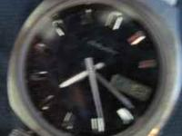 Nice man's SEIKO quality watch Has day and date as well