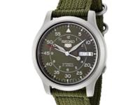 Item Description. SNK805K2 Dial Color: Green Features: