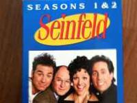 Seinfeld Box set 1. Contains Seasons 1 and 2. All for