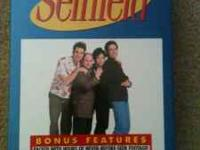 I have Seinfeld DVD Series for sell. Season 3 has never