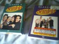 I am selling seinfeld dvds volume 3 season 4 and volume