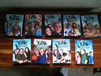 I am selling complete series of King of Queens for $30