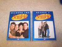 I have for sale 2 box sets of Seinfeld. The first set