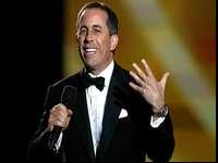 I have to sell our two tickets to see Jerry Seinfeld