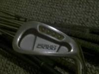 i am selling my set of select 5000 irons with custom