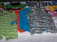 FOR SALE: Selection of baby boys clothes. All are in