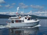 "Ready to cruise from Alaska to Mexico! ""Western Flyer"","