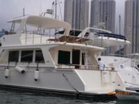 2010 58 Selene Trawler: This Trawler Yacht has spent