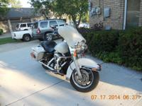 2005 Harley Davidson FLHTPI, Compleatly stock, no add