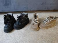 Hello! We have our children outgrown shoes/ boots/