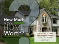 What is My Home Worth?Fill out this simple form to get