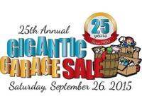 Looking for vendors for our Gigantic Garage Sale!!