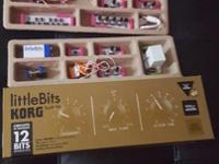 Hey, I'm selling a New LittleBits Synth Kit!!Looking to