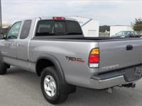 I am the owner of this nice 01 toyota tundra.It is a