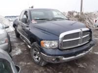 Selling a 2002 03 04 05 DODGE RAM 1500 PICKUP CARRIER
