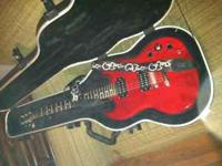 Hi everyone. I'm selling an Epiphone SG Special with a
