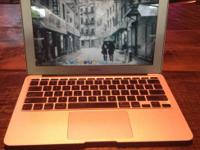 I am offering my Apple MacBook Air Model A1370 (Late