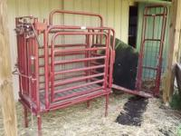 Selling a Billy Goat Gruff Chute  - Excellent