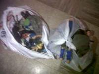 I have 3 bags of different toys that include CORPS