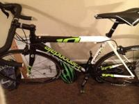 Selling CAAD 10 54cm frame. It's practically brand new,