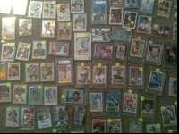 I am looking to trade or offer my whole sports card