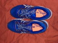 I'm selling mens asics shoes for 30.00 New without